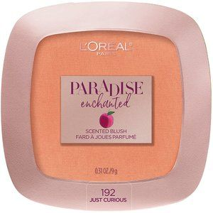 L'Oreal Paradise Scented Blush Just Curious 192